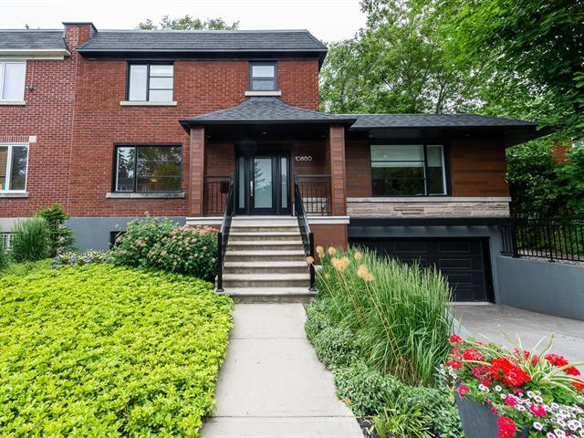 Maison à vendre à Montréal (Ahuntsic-Cartierville), Montréal (Île), 10860, Rue  Meunier, 14095558 - Centris.ca