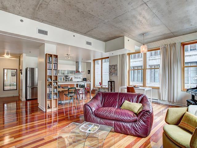 Condo / Apartment for rent in Montréal (Ville-Marie), Montréal (Island), 81, Rue  De Brésoles, apt. 403, 19663084 - Centris.ca