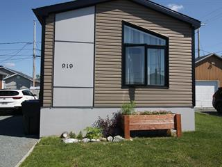 Mobile home for sale in Chibougamau, Nord-du-Québec, 919, 9e Rue, 21624462 - Centris.ca