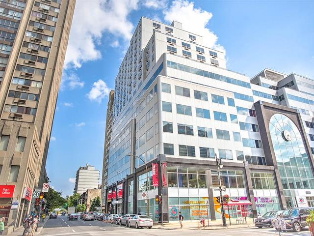 Condo / Appartement à louer à Montréal (Ville-Marie), Montréal (Île), 1390, Rue du Fort, app. 1501, 22813160 - Centris.ca