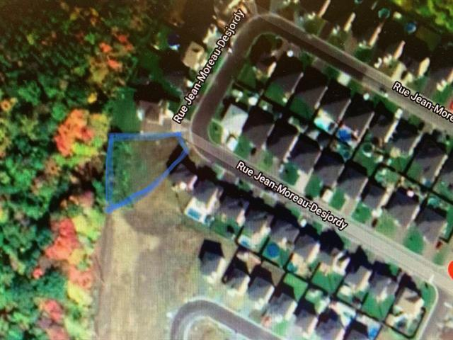 Terrain à vendre à Contrecoeur, Montérégie, 44, Rue  Jean-Moreau-Desjordy, 28520089 - Centris.ca