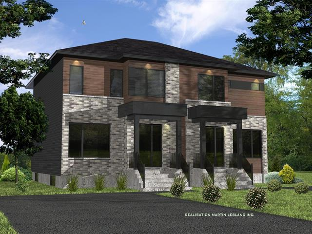 Maison à vendre à Saint-Louis-de-Gonzague (Montérégie), Montérégie, Rue des Plaisanciers, 27542777 - Centris.ca