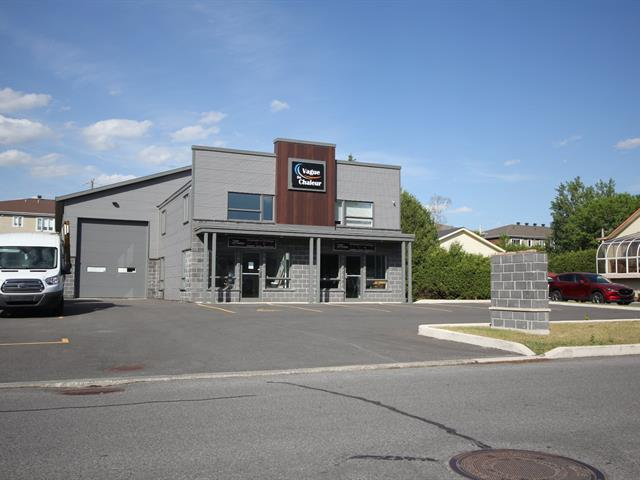 Commercial building for sale in Saint-Amable, Montérégie, 382, Rue  Bourgeois, 27258626 - Centris.ca
