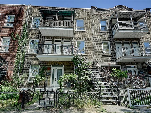 Quintuplex à vendre à Montréal (Mercier/Hochelaga-Maisonneuve), Montréal (Île), 1431 - 1439, Avenue  Aird, 13954930 - Centris.ca
