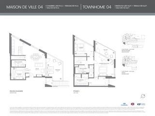 House for sale in Montréal (Ville-Marie), Montréal (Island), 1288Z, Rue  Saint-Antoine Ouest, apt. TH4, 17045302 - Centris.ca