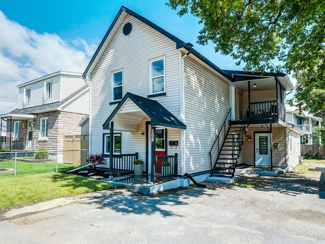 Duplex for sale in Gatineau (Hull), Outaouais, 108, Rue  Saint-Jean-Bosco, 10139092 - Centris.ca