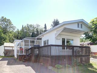 Maison mobile à vendre à Québec (Charlesbourg), Capitale-Nationale, 2062, Rue des Hydrangées, 23990925 - Centris.ca