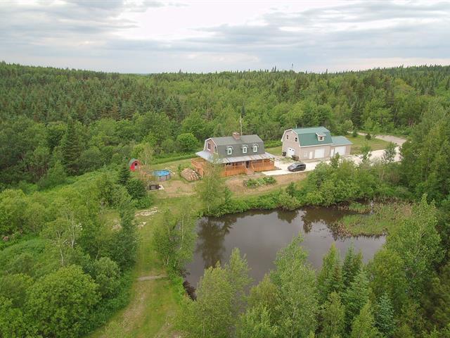 Fermette à vendre à Sainte-Hélène-de-Chester, Centre-du-Québec, 4500, 4e Rang, 27180853 - Centris.ca