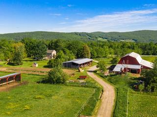 Farm for sale in Hatley - Canton, Estrie, 11, Route  143, 24998425 - Centris.ca