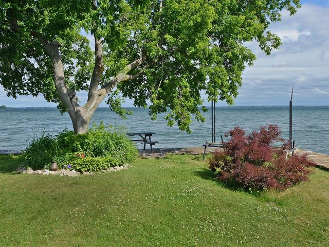 Maison mobile à vendre à Sainte-Barbe, Montérégie, 471 - 475, Route  132, 18745323 - Centris.ca