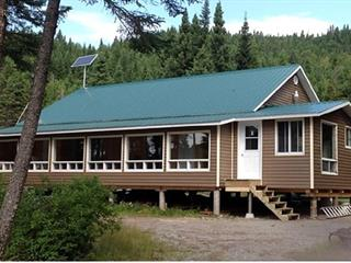 Cottage for sale in Mont-Valin, Saguenay/Lac-Saint-Jean, Lac  Munger, 19872363 - Centris.ca