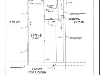 Terrain à vendre à Rosemère, Laurentides, 186Z, Rue  Corona, 10448564 - Centris.ca