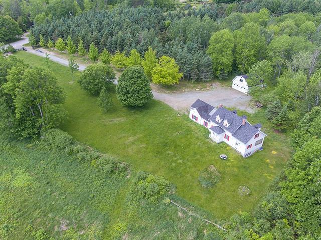 Maison à vendre à Hatley - Canton, Estrie, 605, Chemin  MacDonald, 17364679 - Centris.ca