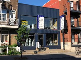 Bâtisse commerciale à vendre à Montréal (Villeray/Saint-Michel/Parc-Extension), Montréal (Île), 8074 - 8076, Rue  Saint-Hubert, 14138763 - Centris.ca