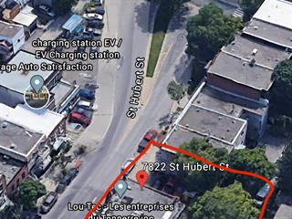 Lot for sale in Montréal (Villeray/Saint-Michel/Parc-Extension), Montréal (Island), 7822Z, Rue  Saint-Hubert, 28072485 - Centris.ca