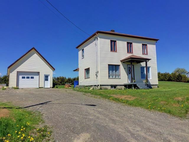 House for sale in Saint-André-de-Restigouche, Gaspésie/Îles-de-la-Madeleine, 65, Route  Principale, 21788820 - Centris.ca