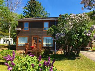 Maison à vendre à Saint-Aimé-des-Lacs, Capitale-Nationale, 218, Rue  Principale, 28309832 - Centris.ca