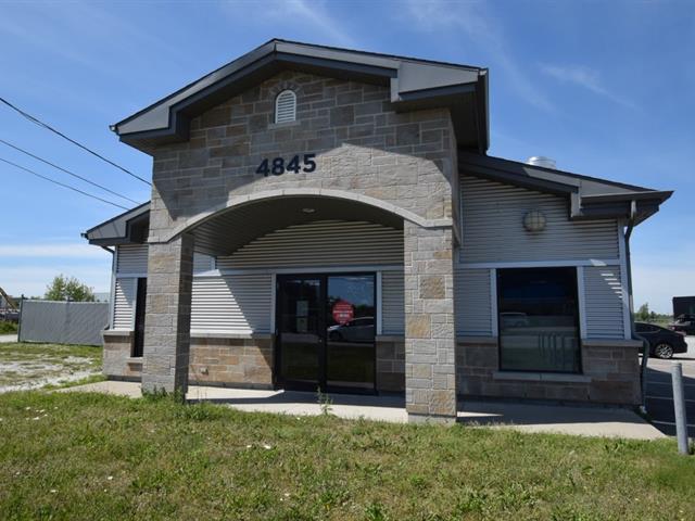 Bâtisse commerciale à vendre à Sherbrooke (Brompton/Rock Forest/Saint-Élie/Deauville), Estrie, 4845, Rue  Industriel, 10090991 - Centris.ca
