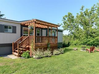 Mobile home for sale in Sutton, Montérégie, 5, Rue  Beauregard, 20044422 - Centris.ca