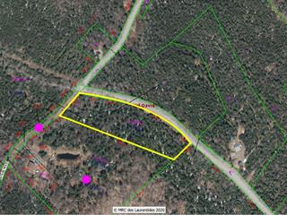 Lot for sale in Val-David, Laurentides, Chemin  Paquin, 10340364 - Centris.ca