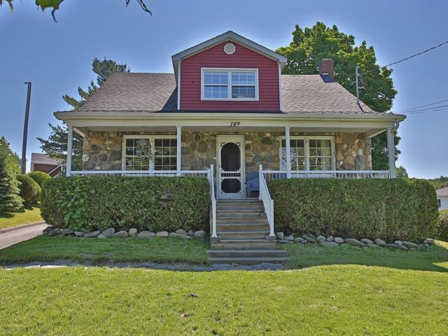 Maison à vendre à Coaticook, Estrie, 149, Rue  Saint-Jacques Sud, 27523743 - Centris.ca