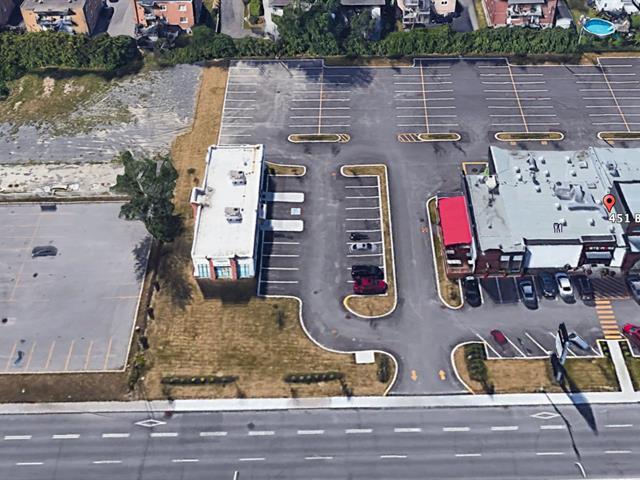 Lot for rent in Laval (Fabreville), Laval, boulevard  Curé-Labelle, 14201725 - Centris.ca