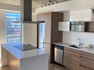 Condo / Appartement à louer à Montréal (Le Sud-Ouest), Montréal (Île), 235, Rue  Peel, app. 701, 15752979 - Centris.ca