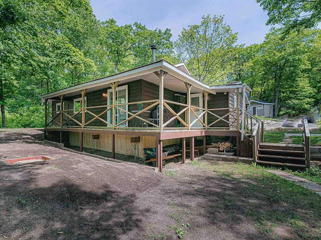 Maison à vendre à Lac-Sergent, Capitale-Nationale, 2180, Chemin du Ruisseau, 18500501 - Centris.ca