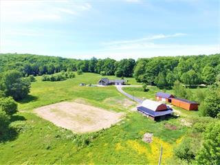 Hobby farm for sale in Westbury, Estrie, 12, Chemin  Loiselle, 20175230 - Centris.ca