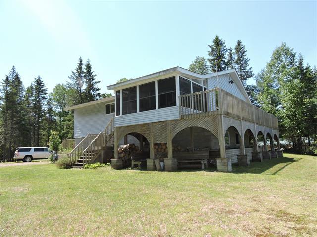 House for sale in Aumond, Outaouais, 136, Chemin  Daoust, 24193422 - Centris.ca