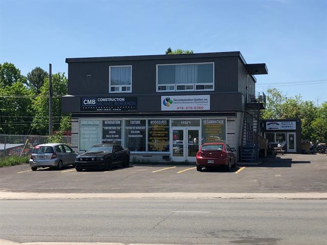 Bâtisse commerciale à vendre à Québec (La Haute-Saint-Charles), Capitale-Nationale, 11371 - 11377, boulevard  Valcartier, 28012963 - Centris.ca