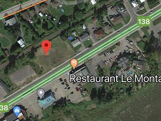 Terrain à vendre à Sainte-Anne-de-Beaupré, Capitale-Nationale, 9439, boulevard  Sainte-Anne, 22068675 - Centris.ca