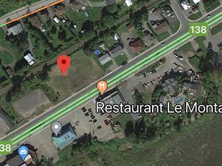 Lot for sale in Sainte-Anne-de-Beaupré, Capitale-Nationale, 9439, boulevard  Sainte-Anne, 22068675 - Centris.ca