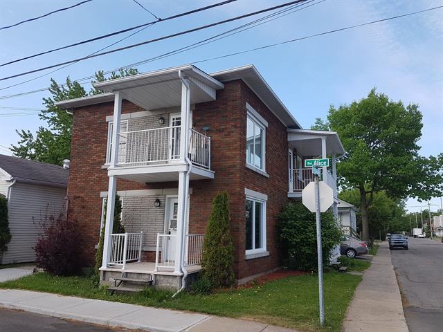 Duplex for sale in Trois-Rivières, Mauricie, 11 - 13, Rue  Alice, 26702631 - Centris.ca
