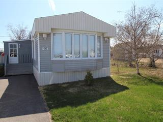 Mobile home for sale in Sept-Îles, Côte-Nord, 95, Rue  Vollant, 9182292 - Centris.ca