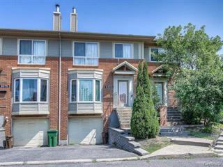 Maison en copropriété à vendre à Montréal (Pierrefonds-Roxboro), Montréal (Île), 9373, Avenue  Cérès, 26937212 - Centris.ca