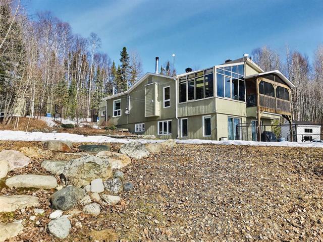 House for sale in Chibougamau, Nord-du-Québec, 4, Chemin de la Baie-Queylus, 20549041 - Centris.ca
