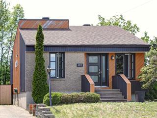 Maison à vendre à Saint-Augustin-de-Desmaures, Capitale-Nationale, 4917, Rue de la Clairière, 25785400 - Centris.ca