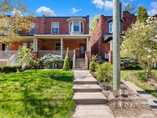 Maison à vendre à Montréal (Côte-des-Neiges/Notre-Dame-de-Grâce), Montréal (Île), 3494, Avenue d'Oxford, 23722036 - Centris.ca