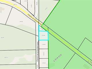 Lot for sale in Racine, Estrie, Chemin de la Grande-Ligne, 9922873 - Centris.ca