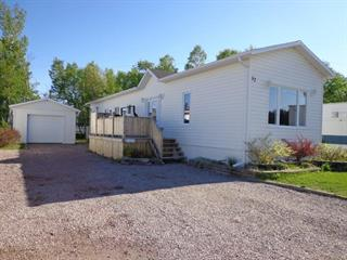 Maison mobile à vendre à Pointe-Lebel, Côte-Nord, 52, 3e Rue, 23279981 - Centris.ca