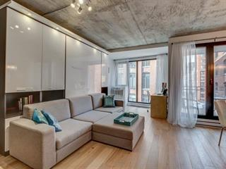 Loft / Studio for sale in Montréal (Le Sud-Ouest), Montréal (Island), 1010, Rue  William, apt. 417, 17011649 - Centris.ca