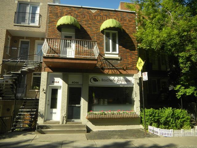Bâtisse commerciale à vendre à Montréal (Le Plateau-Mont-Royal), Montréal (Île), 4064 - 4066, Avenue des Érables, 19682656 - Centris.ca