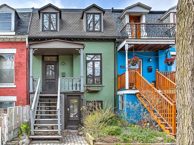 Maison à vendre à Montréal (Le Sud-Ouest), Montréal (Île), 2251, Rue  Coursol, 18087814 - Centris.ca