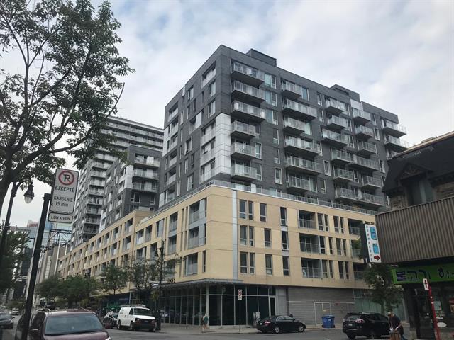 Condo / Appartement à louer à Montréal (Ville-Marie), Montréal (Île), 1414, Rue  Chomedey, app. 1547, 11577919 - Centris.ca
