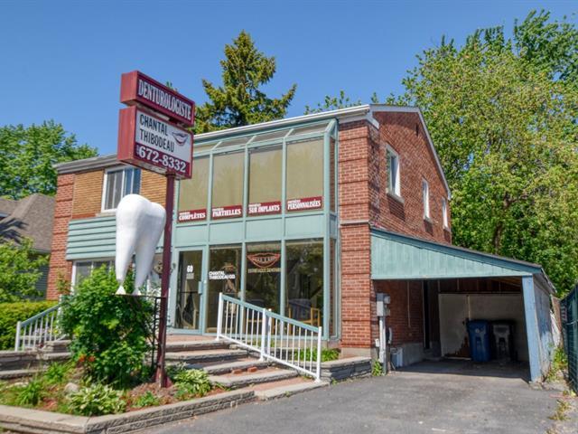 Bâtisse commerciale à vendre à Longueuil (Greenfield Park), Montérégie, 60, boulevard  Churchill, 23710949 - Centris.ca