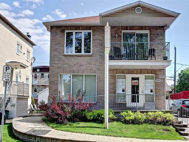 Duplex for sale in Québec (La Cité-Limoilou), Capitale-Nationale, 2642 - 2646, Avenue  Maufils, 18459612 - Centris.ca