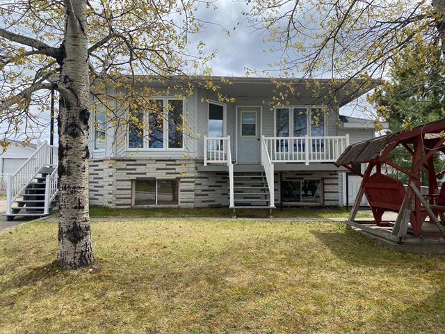 Maison à vendre à Chibougamau, Nord-du-Québec, 420, Rue  McLean, 13496788 - Centris.ca