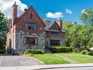 Maison à vendre à Westmount, Montréal (Île), 706, Avenue  Victoria, 23327762 - Centris.ca