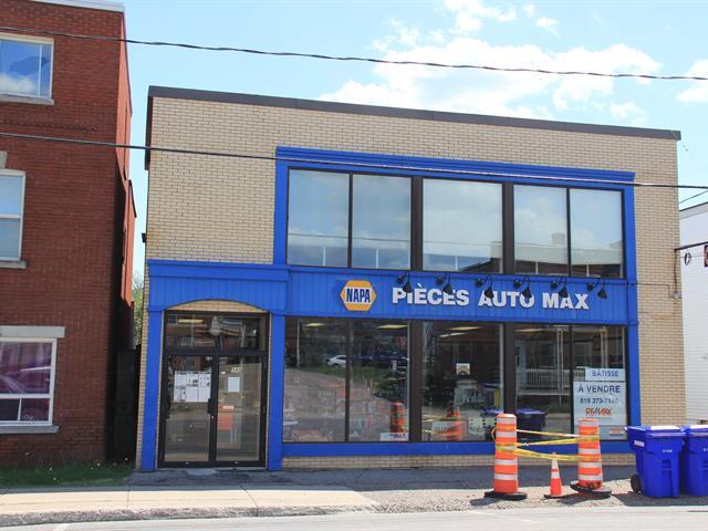 Bâtisse commerciale à vendre à La Tuque, Mauricie, 580 - 582, Chemin  Saint-Antoine, 20269826 - Centris.ca